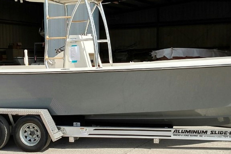 25' Image of Nearshore Fishing Boat