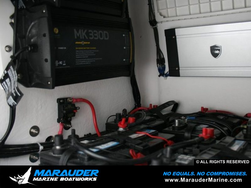 Avenger 24' Custom Fishing Boats | Bay Boats and Near shore by Marauder Marine Photo 17 in Avenger Pro Series Custom Bay Boats photo gallery from Marauder Marine Boat Works