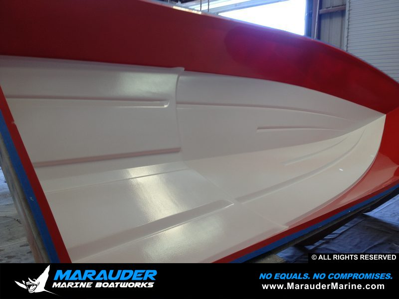 Avenger 24' Custom Fishing Boats | Bay Boats and Near shore by Marauder Marine Photo 4 in Avenger Pro Series Custom Bay Boats photo gallery from Marauder Marine Boat Works
