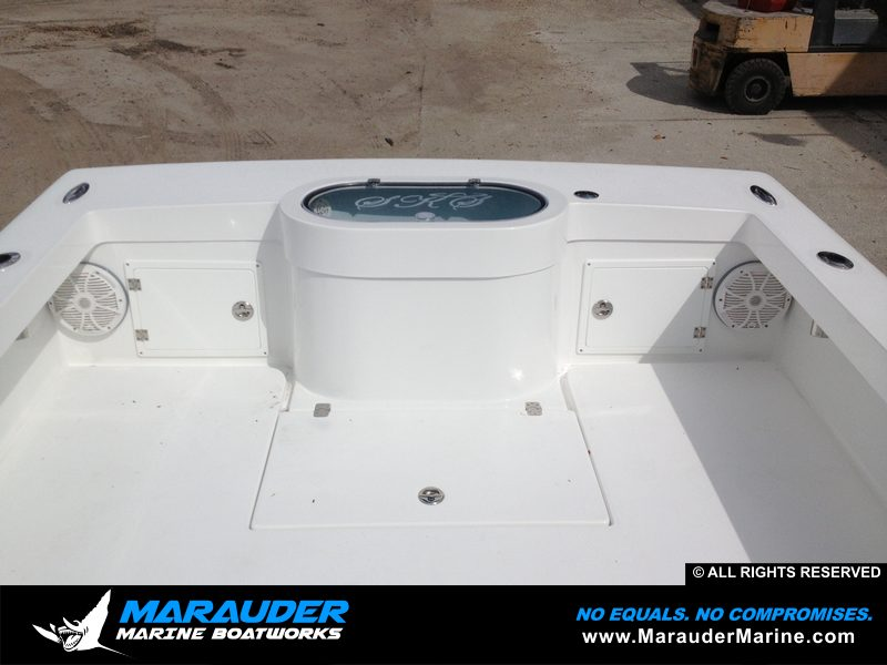 Avenger 24' Custom Fishing Boats | Bay Boats and Near shore by Marauder Marine Photo 7 in Avenger Pro Series Custom Bay Boats photo gallery from Marauder Marine Boat Works