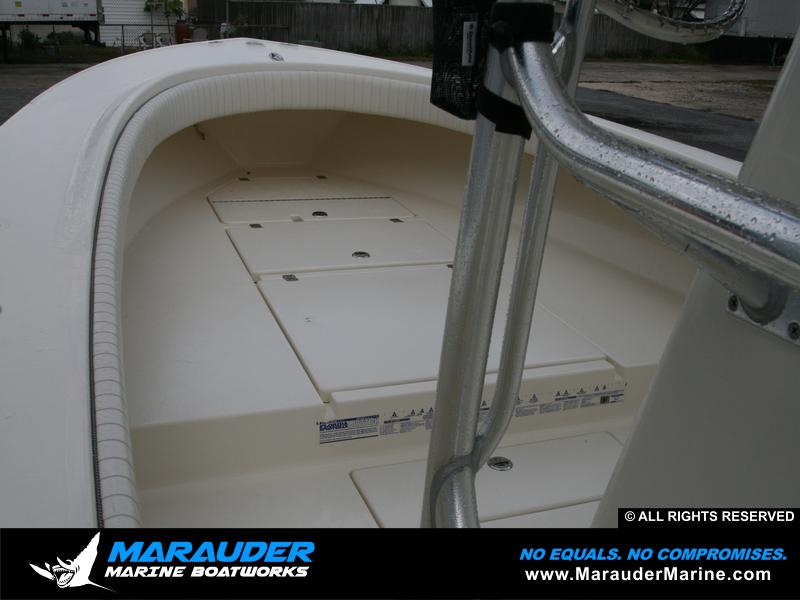 Avenger 25' Custom Fishing Boats | Near shore & Offshore by Marauder Marine in Avenger Pro Series Custom Bay Boats II photo gallery from Marauder Marine Boat Works