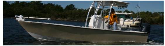 Stepped Hull Design by Marauder Marine Custom Boats